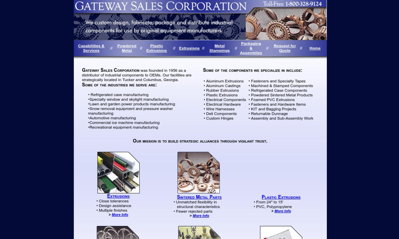 Gateway Sales Corporation