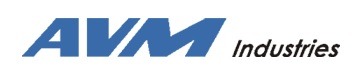 AVM Industries Logo