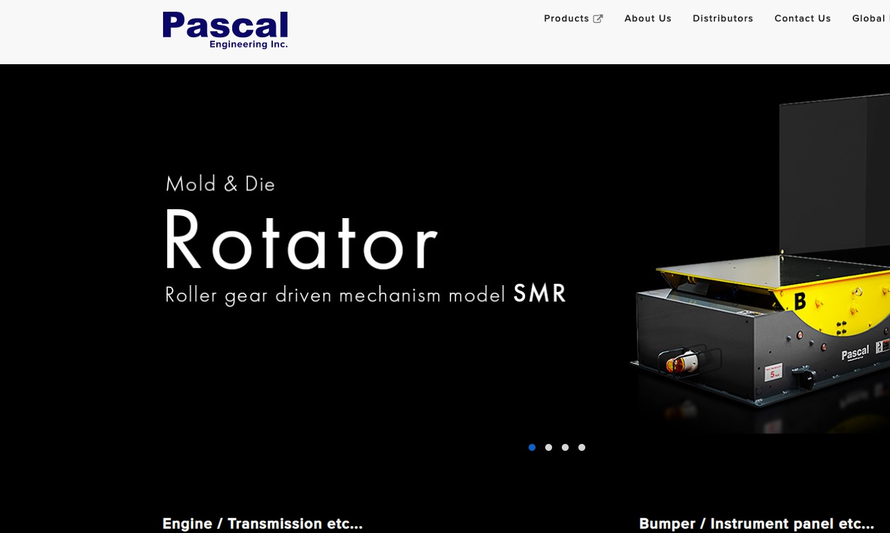 Pascal Engineering Inc. Logo